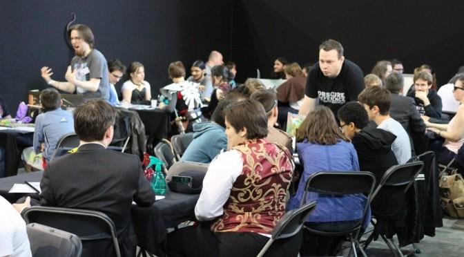 Convention Geekopolis