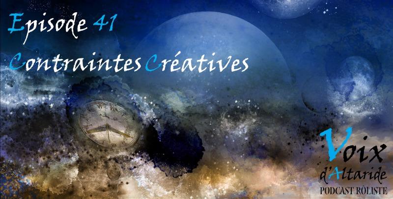 contraintes créatives