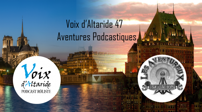 Aventures podcastiques