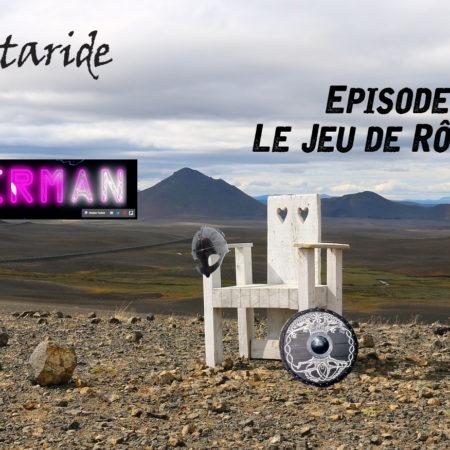 Numéro 89 des Voix d'Altaride avec Samuel Ziterman : le jeu solo