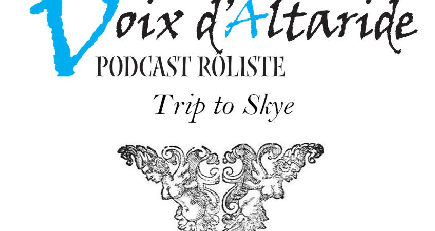 logos de trip to skye et des voix d'altaride