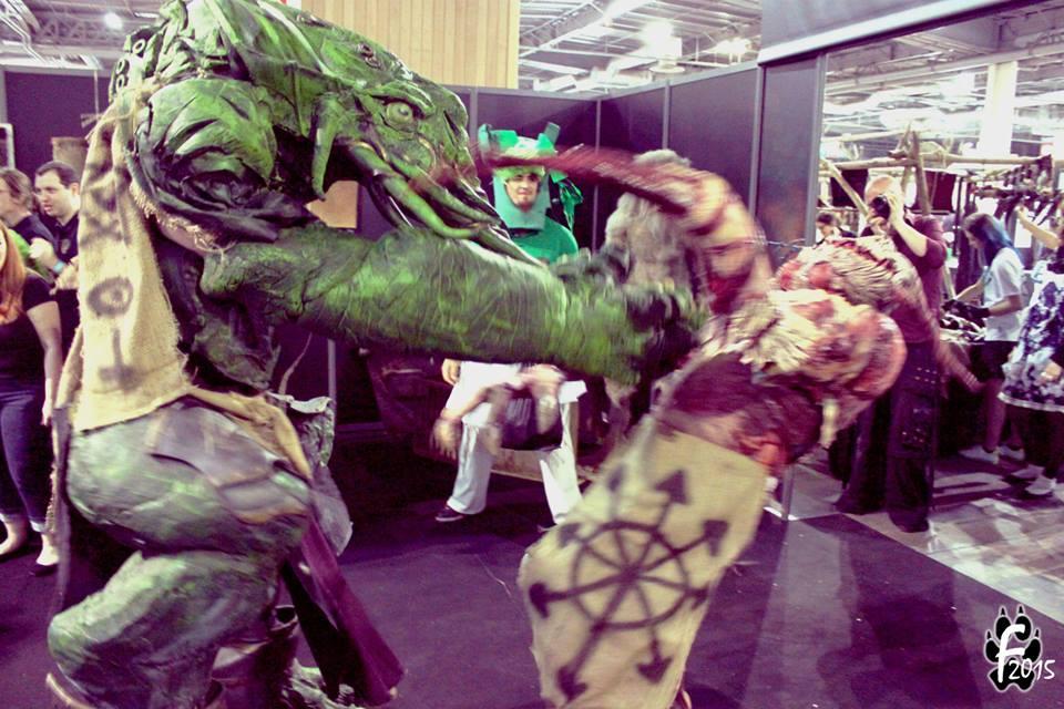 Le grand Cthulhu attaque Geekopolis !