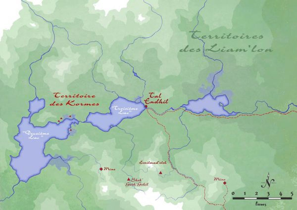 cartographie dune campagne