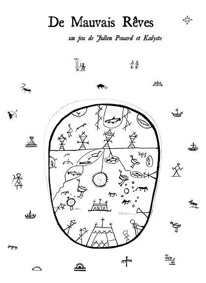 un tambour chamanique sâme