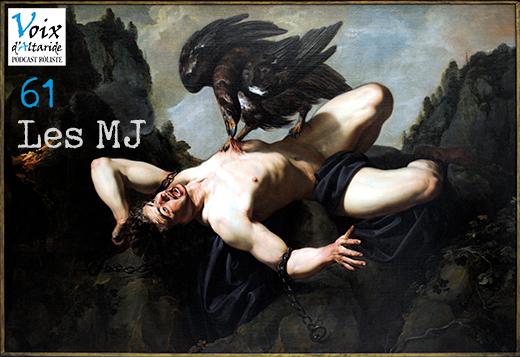 MJ : Dieu et Martyr